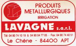 S.A.R.L Lavagne