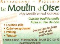 Le Moulin d'Oise